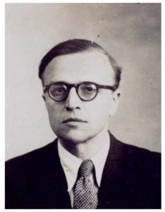 Portrait – Alexandre Kojève